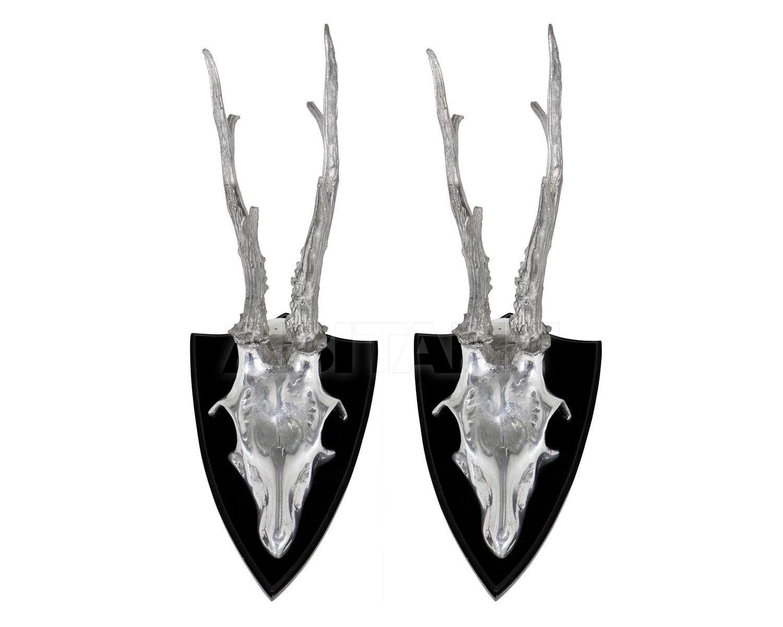Купить Интерьерная миниатюра Skull Deer Eichholtz  Accessories 105180