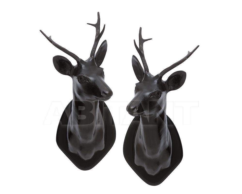 Купить Интерьерная миниатюра Stag Head Eichholtz  Accessories 107572