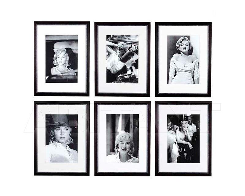 Купить Композиция Marilyn Monroe Eichholtz  Mirrors And Prints 103848