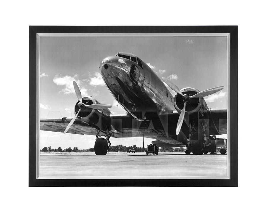 Купить Картина Memphis Airport Eichholtz  Accessories 107384