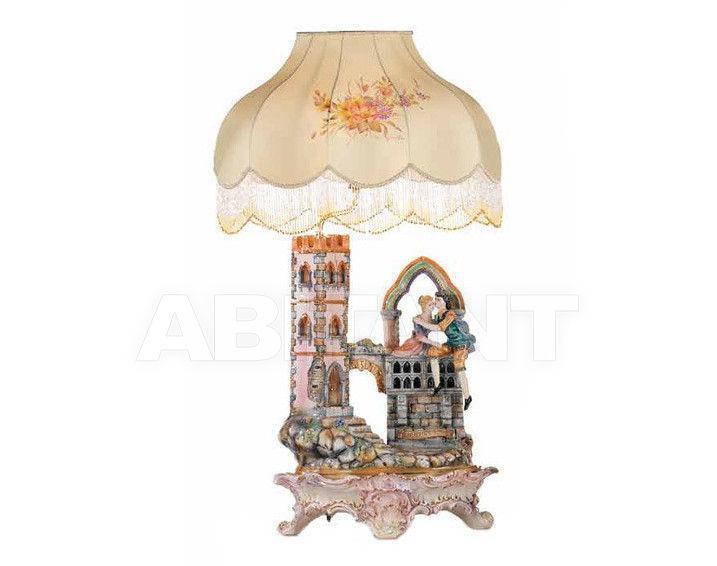 Купить Лампа настольная Ceramiche Lorenzon  Gruppi L.680/COL
