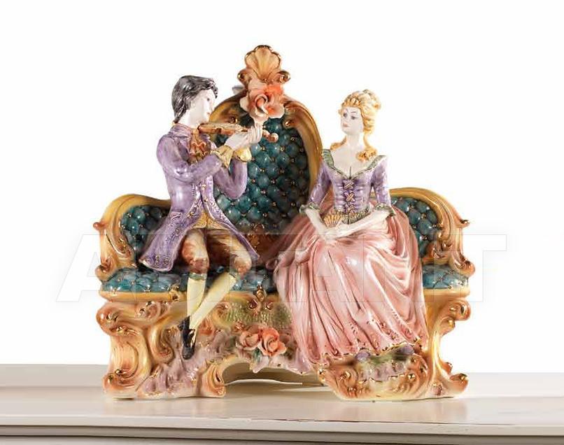 Купить Статуэтка Ceramiche Lorenzon  Gruppi L.674/CO