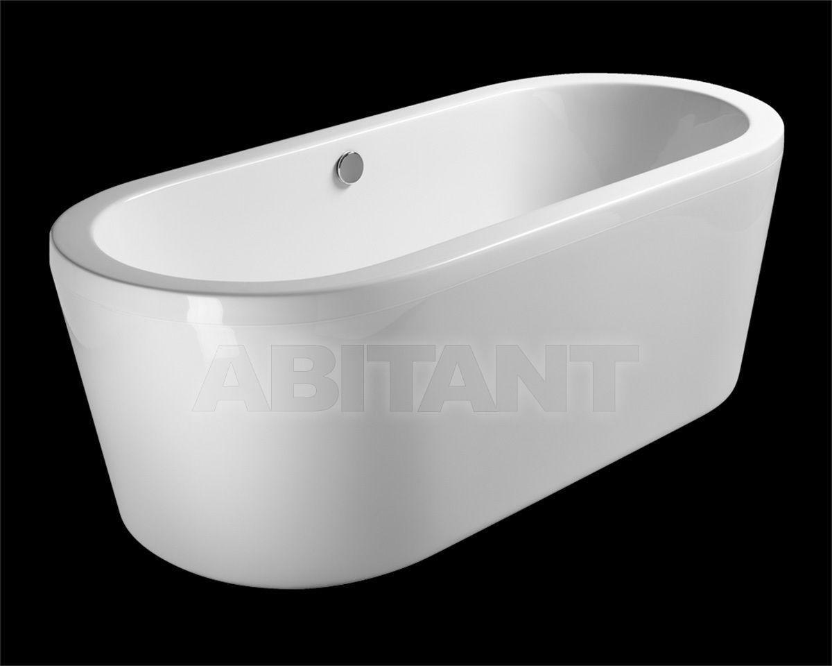 Купить Ванна GSI Ceramica KUBE VAT80