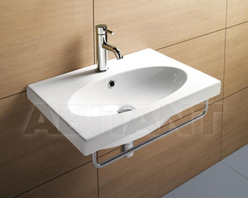 Купить Раковина подвесная SQUARE 60 GSI Ceramica Panorama 663711