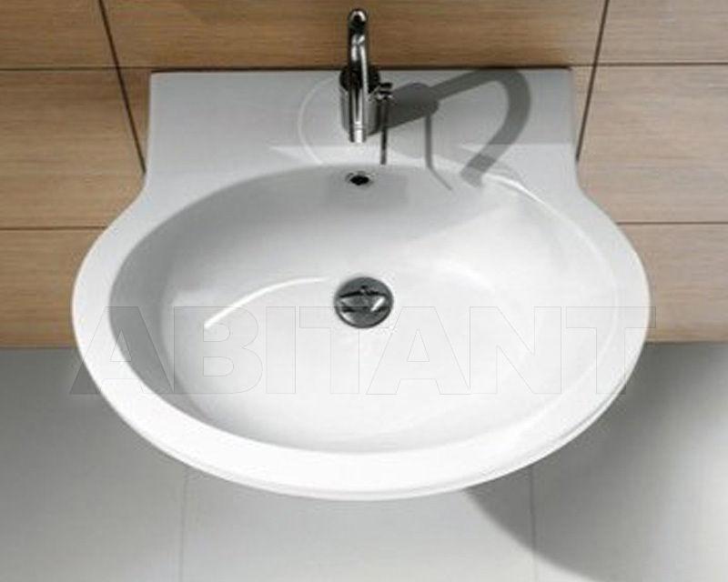 Купить Раковина подвесная SQUARE 60 GSI Ceramica Panorama 663111