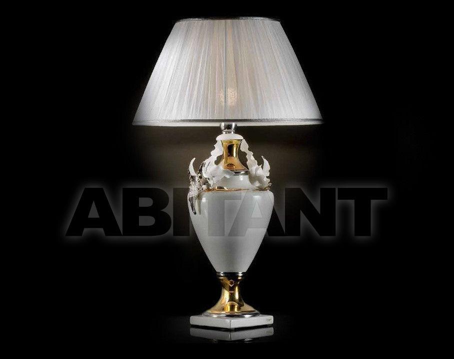 Купить Лампа настольная Ceramiche Lorenzon  Luce L.548/OR/BOPL
