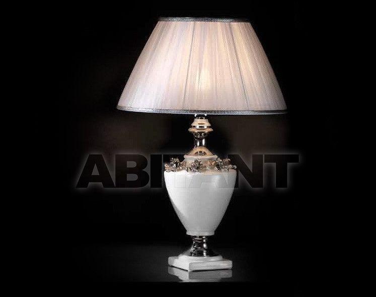 Купить Лампа настольная Ceramiche Lorenzon  Luce L.549/R/BPL
