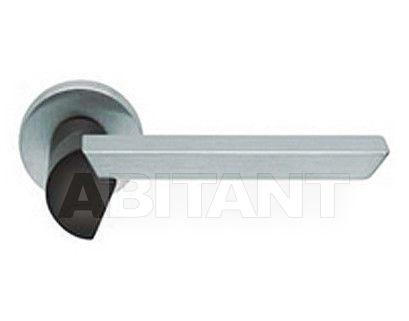 Купить Дверная ручка Mandelli Maniglia 1151/SB 26D/MB