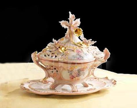 Купить Посуда декоративная Ceramiche Lorenzon  Complementi L.258/ASO