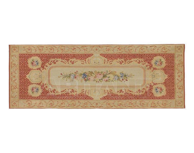 Купить Ковровая дорожка Tisca Italia s.r.l. Aubusson ANNECY 6603little