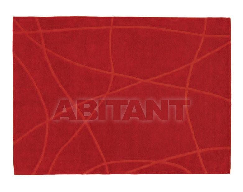 Купить Ковер современный Tisca Italia s.r.l. Aubusson s-jane rosso