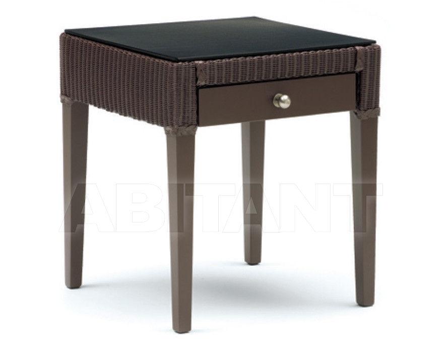 Купить Столик приставной TATAMI  Loom Italia by Serramenti Granzotto   Notte ABS12