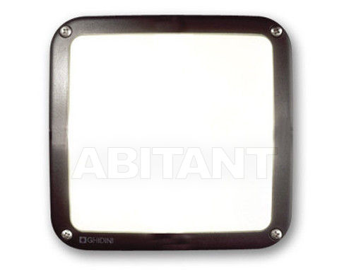 Купить Светильник настенный Ghidini Lighting s.r.l. Incassi Suolo 6680.36F.O.01