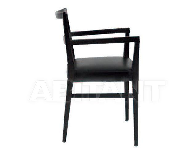 Купить Стул с подлокотниками Chairs&More Standard KITON/P
