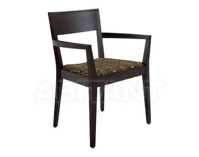 Купить Стул с подлокотниками Chairs&More Standard PEGGY/P
