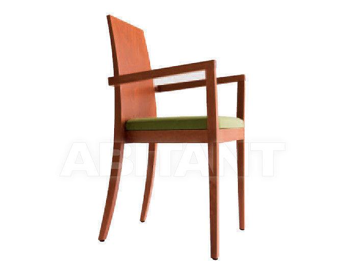 Купить Стул с подлокотниками Chairs&More Standard CLOE/STK-P