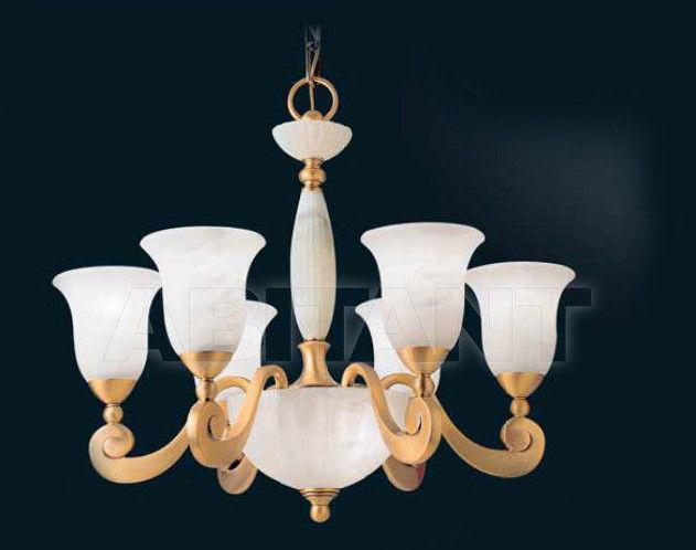Купить Люстра Leds-C4 Alabaster 20-0193-G8-55