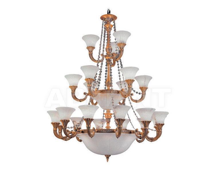 Купить Люстра Leds-C4 Alabaster 20-0330-G8-55
