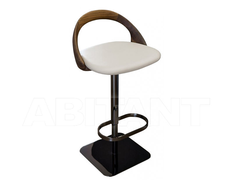 Барный стул ester белый porada ester sgabello h каталог