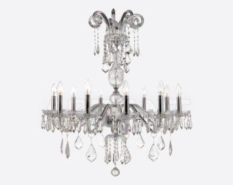 Купить Люстра BUCKINGHAM Iris Cristal Classic 620185 10