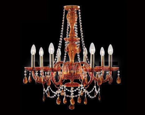 Купить Люстра BALMORAL CLEAR Iris Cristal Classic 620132 8