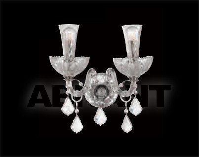 Купить Светильник настенный AGATHA Iris Cristal Classic 620443