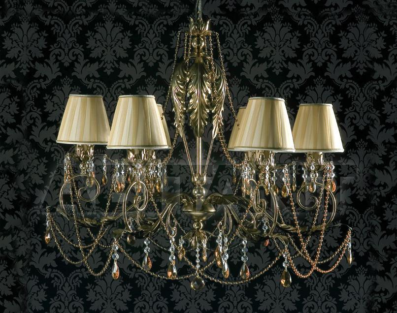 Купить Люстра Jago Versailles NCS 085 AMBRA Oro