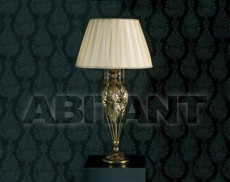 Купить Лампа настольная Jago Versailles NCL 209 AMBRA Oro