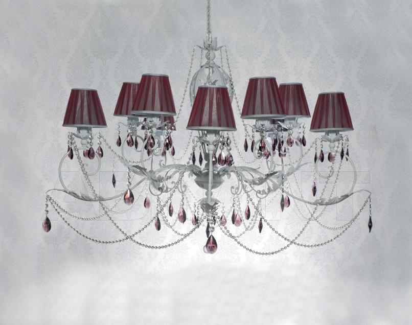 Купить Люстра Jago Versailles NCS 086 A Bianco