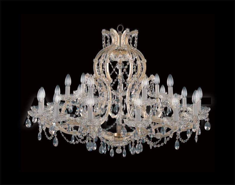 Купить Люстра MONACO Iris Cristal Classic 610123 21+1