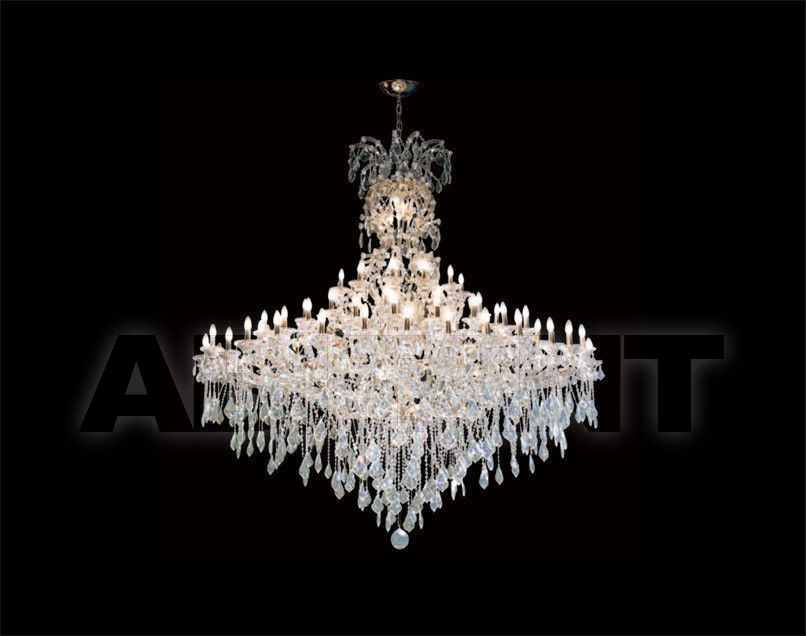 Купить Люстра Majestic Iris Cristal Classic 610127 84+4