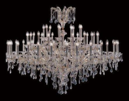 Купить Люстра PALACE E Iris Cristal Classic 610154