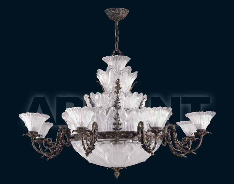 Купить Люстра Creaciones Cordon Lighting Jewellery 9681/8+10 bl+white