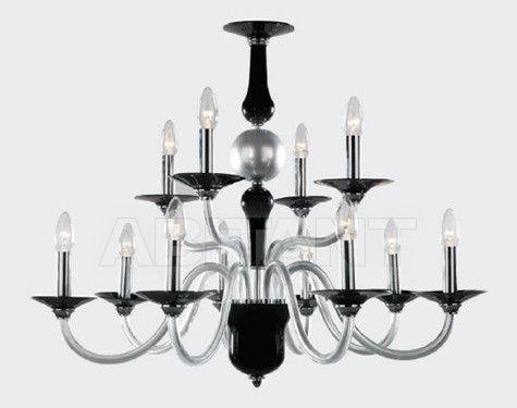 Купить Люстра BIANCA Iris Cristal Contemporary 630140 12