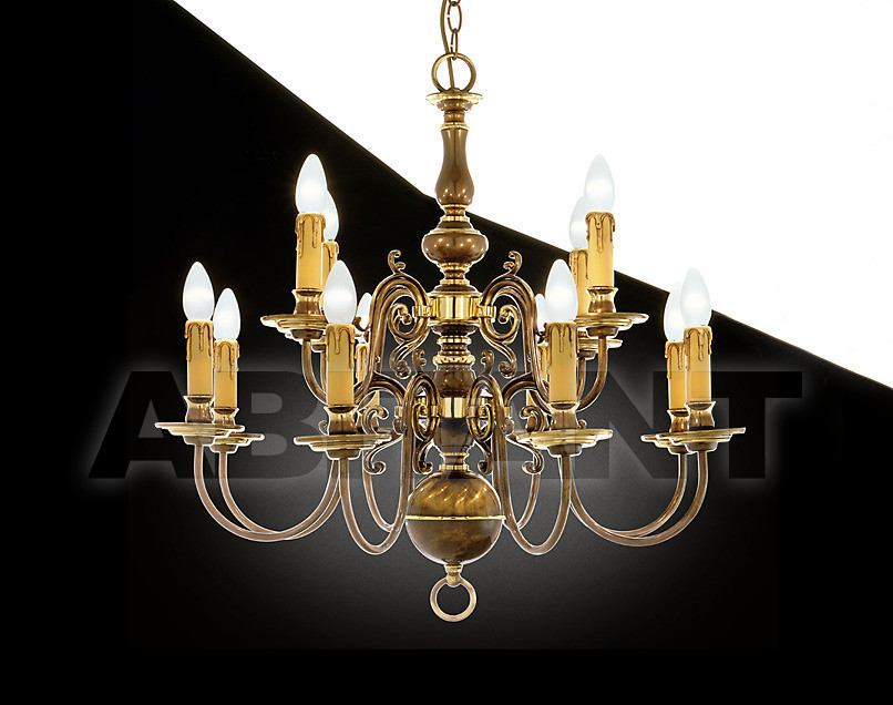 Купить Люстра Lampart System s.r.l. Luxury For Your Light 235 8+4
