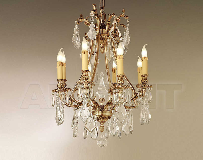 Купить Люстра Lampart System s.r.l. Luxury For Your Light 258 8