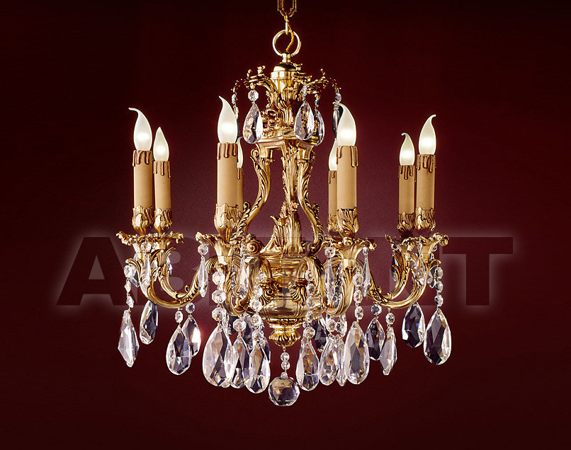 Купить Люстра Lampart System s.r.l. Luxury For Your Light 9000 8