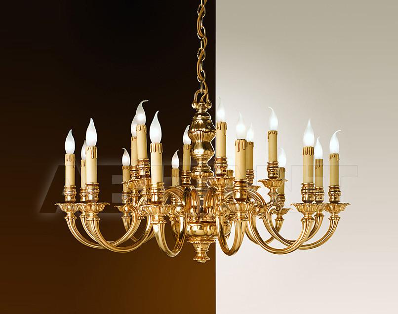 Купить Люстра Lampart System s.r.l. Luxury For Your Light 16200 12+6