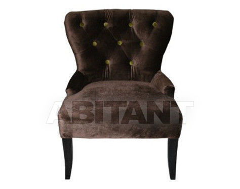 Купить Кресло Foursons Interiors B.V. Chairs FDC111VV10N marrone