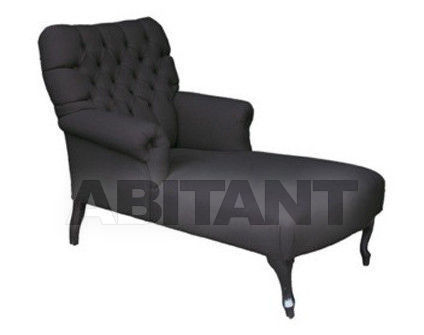 Купить Кушетка Foursons Interiors B.V. Chairs FCL141RL10N black