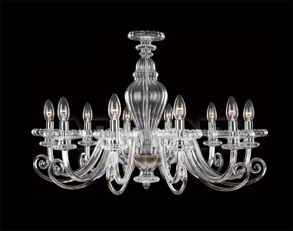 Купить Люстра FLORIDA Iris Cristal Contemporary 650172 10
