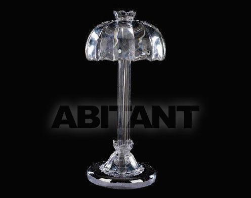 Купить Лампа настольная EDISON Iris Cristal Contemporary 650557