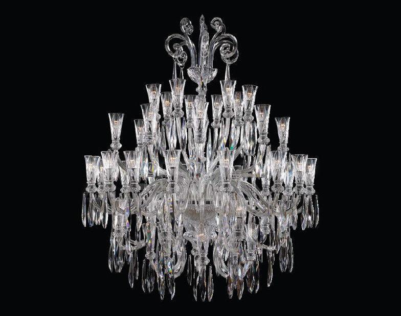 Купить Люстра VELAZQUEZ Iris Cristal Luxus 620107 48