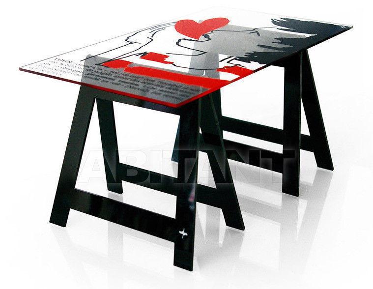 Купить Стол обеденный Acrila Jc De Castelbalajac JCDC Trestle office Voyoy