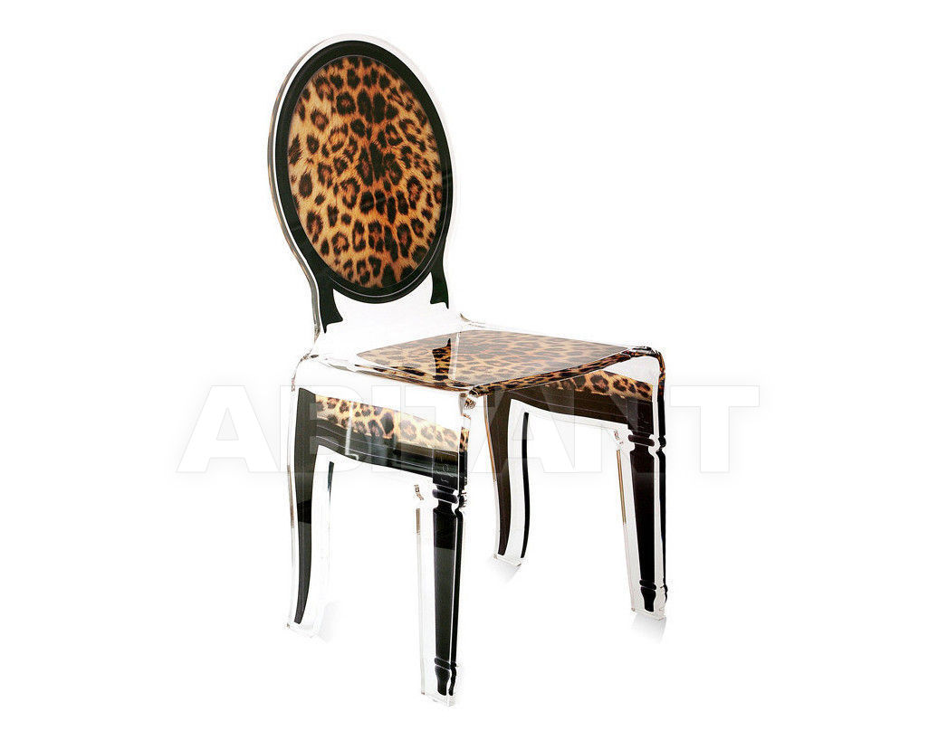 Купить Стул Acrila Sixteen Sixteen Chair Leopard pattern
