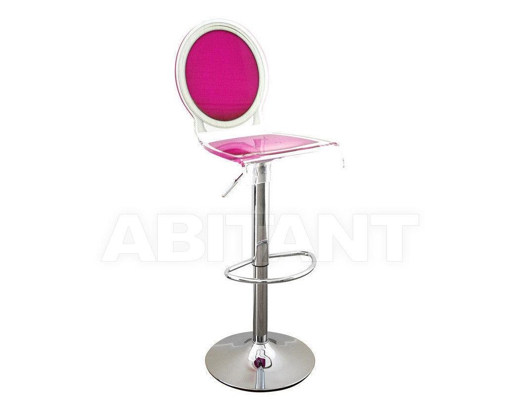 Купить Барный стул Acrila Sixteen Sixteen bar stool pink