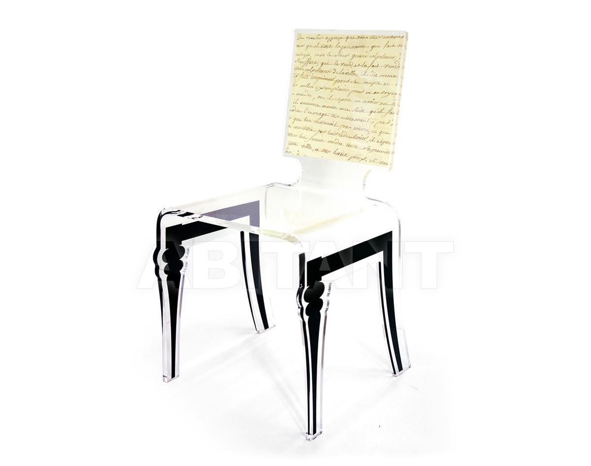 Купить Стул Acrila Graph Line Graph chair Calligraphy