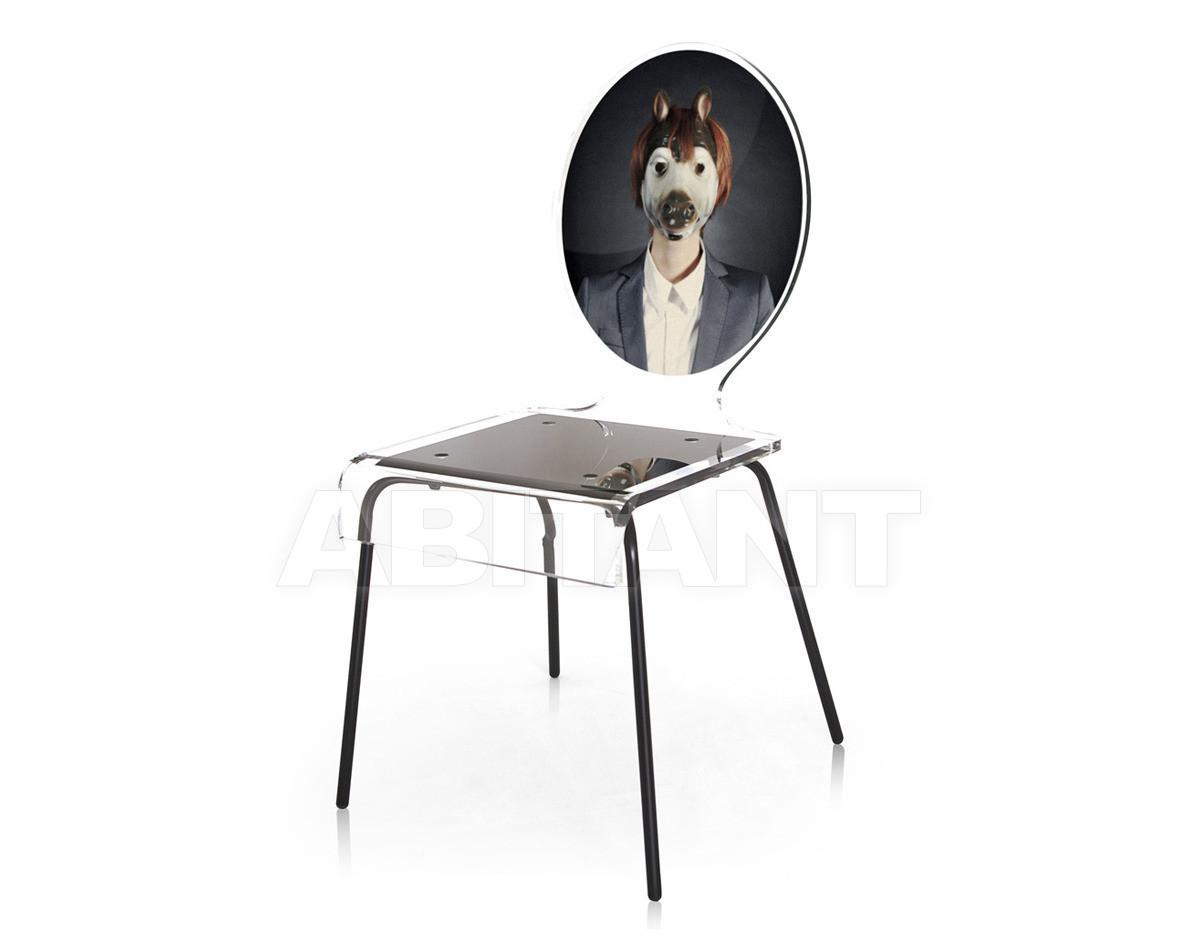 Купить Стул Acrila Graph Line Chair Horse Graph collection