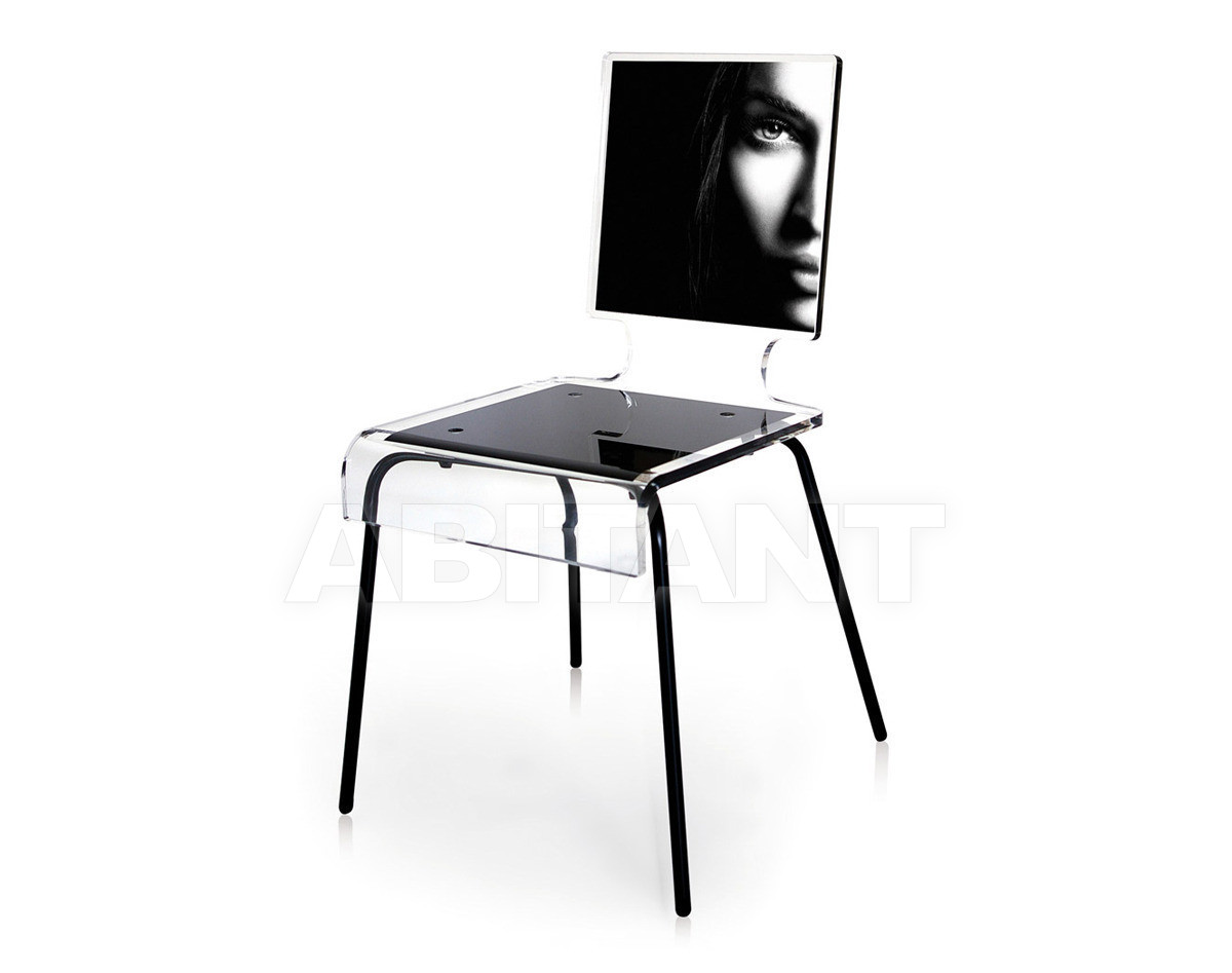 Купить Стул Acrila Graph Line Graph chair Woman