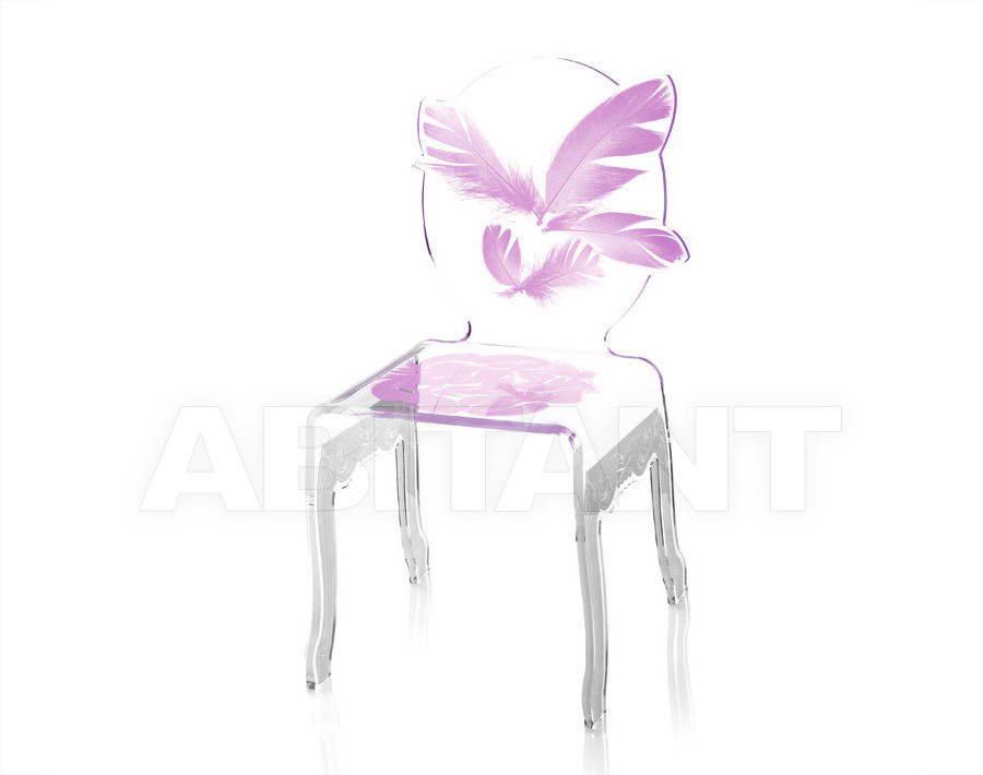 Купить Стул Acrila Plume Feather chair